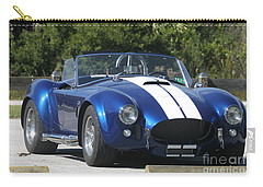 Shelby Cobra Carry-all Pouch by Christiane Schulze Art And Photography