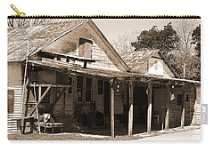 Shelby Store - Vintage Texas Sepia Carry-all Pouch