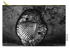 Carry-all Pouch featuring the photograph Shell 1 by Fei A
