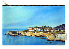 Shell Beach California Carry-all Pouch