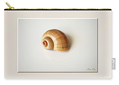 Shell. Delicate Colors Carry-all Pouch