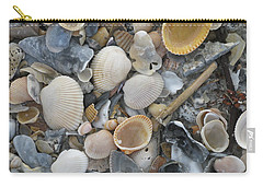 Shell Mosaic Carry-all Pouch