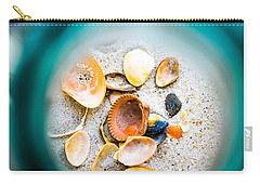 Shell Paradise  Carry-all Pouch