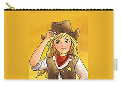 Sheriff Tammy Carry-all Pouch