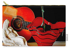 Carry-all Pouch featuring the photograph Sherrie's Delight by Elf Evans