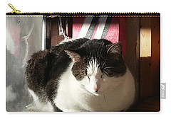 Carry-all Pouch featuring the photograph Shhh by Caryl J Bohn