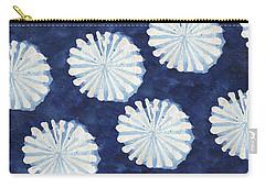 Shibori IIi Carry-all Pouch by Elizabeth Medley