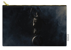 Carry-all Pouch featuring the photograph Shine Forth In Darkness by Greg Collins