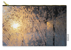 Shines Through And Illuminates The Day Carry-all Pouch