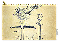 Vintage Carry-all Pouches