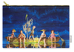 Ship Of Fools Carry-all Pouch