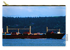 Shipping Lane Carry-all Pouch