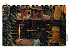 Ship's Carpenter Carry-all Pouch
