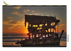 Shipwreck Sunburst Carry-all Pouch