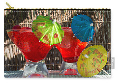 Shirley Temple Cocktail Carry-all Pouch