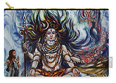 Shiva - Ganga - Harsh Malik Carry-all Pouch