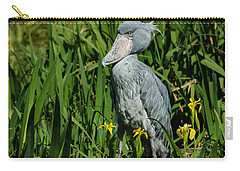 Shoebill Stork Carry-all Pouch