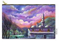 Shoot For The Moon Carry-all Pouch by Retta Stephenson