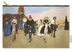 Should Women Ride Astride?, From The Carry-all Pouch