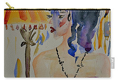 Showgirl Carry-all Pouch by Beverley Harper Tinsley