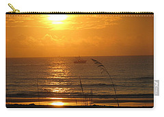 Shrimp Boat Sunrise Carry-all Pouch