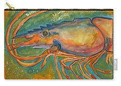 Shrimp Head Carry-all Pouch
