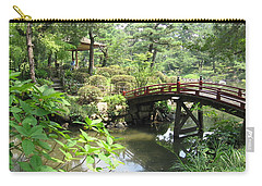 Shukkeien Bridge Carry-all Pouch