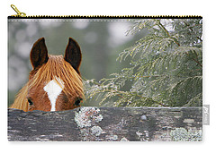 Shyness Carry-all Pouch by Michelle Twohig