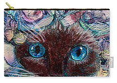 Siamese Bride Carry-all Pouch