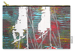 Side By Side - Sold Carry-all Pouch by George Riney