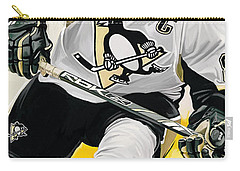 Sidney Crosby Artwork Carry-all Pouch