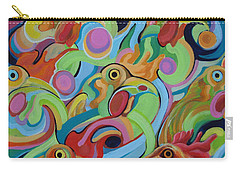 Siete Pollos Carry-all Pouch