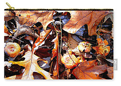 Signs Of Autumn Carry-all Pouch