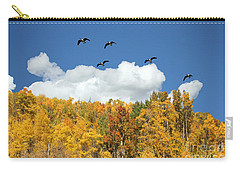 Signs Of The Season Carry-all Pouch