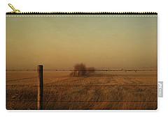 Silence Of Dusk Carry-all Pouch by Leanna Lomanski