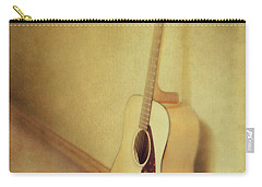 Silent Guitar Carry-all Pouch by Priska Wettstein