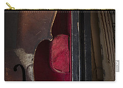 Carry-all Pouch featuring the photograph Silent Sonata by Amy Weiss