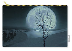 Silent Winter Evening  Carry-all Pouch