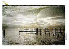 Silhouettes  Carry-all Pouch by Kathy Bassett