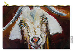Silly Goat Carry-all Pouch