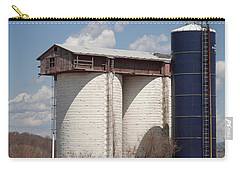 Silo House With A View - Color Carry-all Pouch