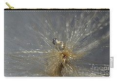 Silver Drops Carry-all Pouch