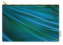 Carry-all Pouch featuring the photograph Silver Pine by Jacqui Boonstra