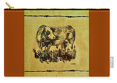 Simmental Bull 12 Carry-all Pouch