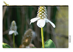 Simple Flower Carry-all Pouch by Laurel Powell