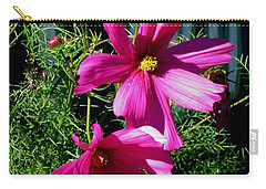 Simple Flowers1 Carry-all Pouch