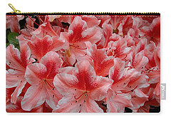 Simply Azaleas Carry-all Pouch by Rodney Lee Williams