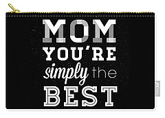 Mom Carry-All Pouches