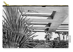 Sinatra Patio Bw Palm Springs Carry-all Pouch