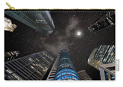 Singapore Moon Sky Carry-all Pouch